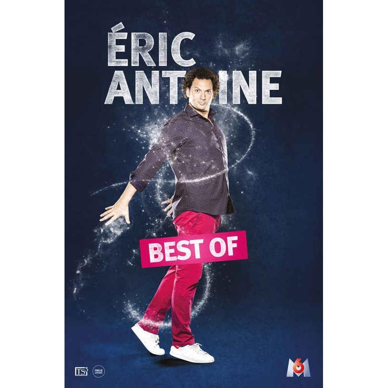 réduction billet spectacle Eric Antoine
