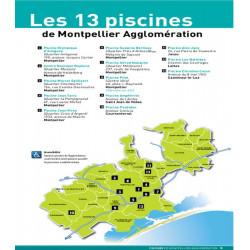 Piscines - Montpellier Agglo
