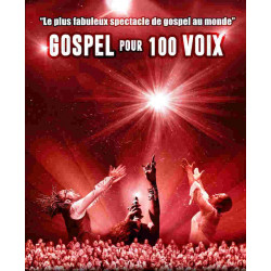 Réduction places spectacle Gospel pour 100 voix