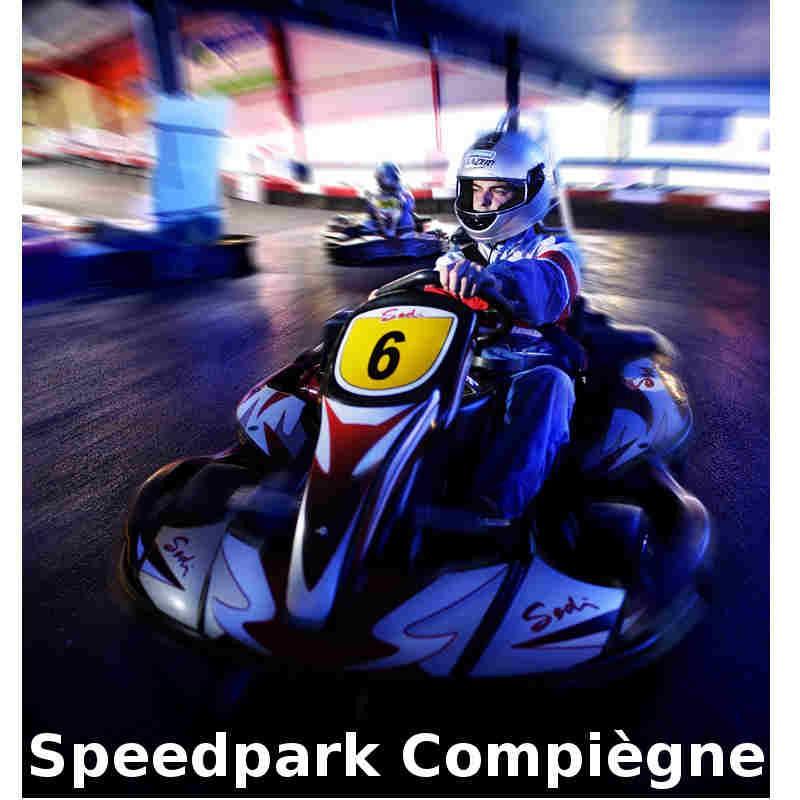 Tarif Speed Park Jaux Compiègne ticket moins cher