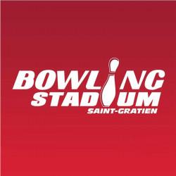 Ticket Partie Bowling Stadium Saint Gratien moins cher à 5,30€