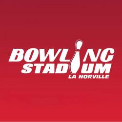 Ticket Partie Bowling Stadium Arpajon moins cher à 5,30€