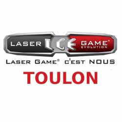 tarif réduit Laser Game évolution Toulon Six-fours-Les-Plages