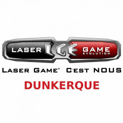6,10€ Tarif ticket Laser Game Evolution Dunkerque