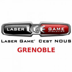 6,10€ ticket Laser Game Evolution Grenoble (E-Billet)
