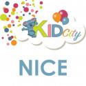 8,50€ tarif Kid's City Nice