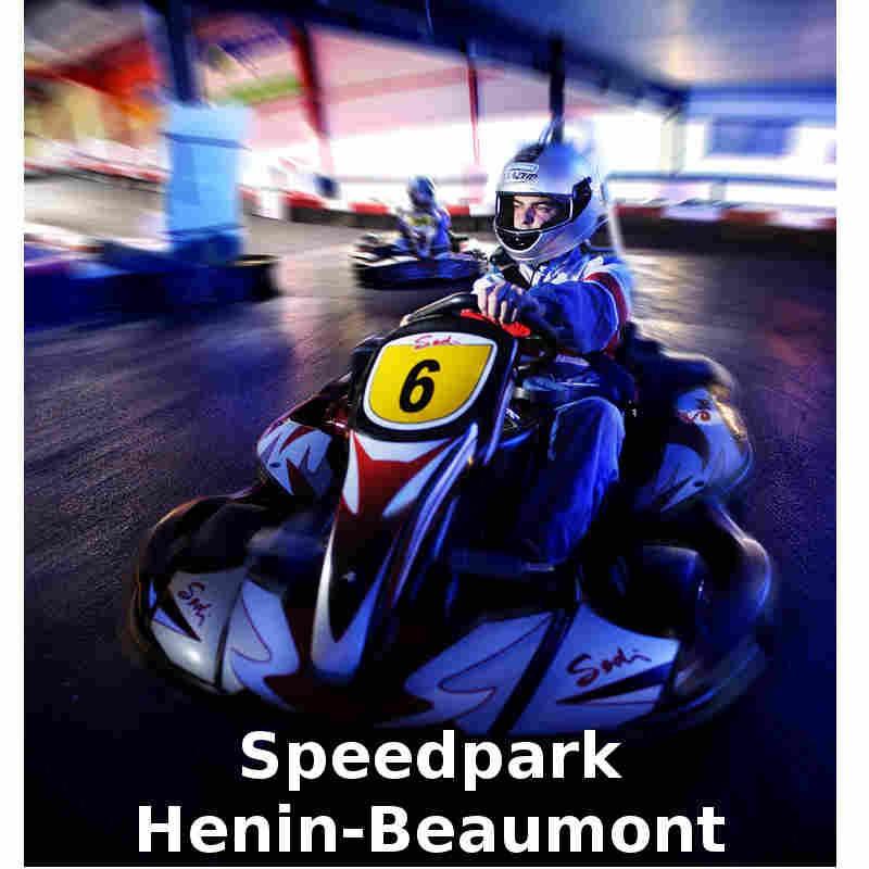 Tarif karting Speedpark Henin Beaumont ticket moins cher