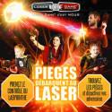 6€ partie Laser Game Béziers Accès CE