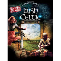 Irish Celtic LE CHEMIN DES LEGENDES