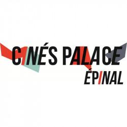 ticket cinéma Cinés Palace Epinal