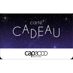 Carte Centre commercial CAP3000