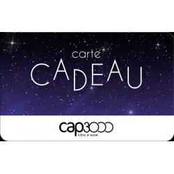 Avantage - 5% carte cadeau Cap3000 Nice moins chère