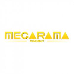 Place cinéma Mégarama Chambly moins cher à 6,50€