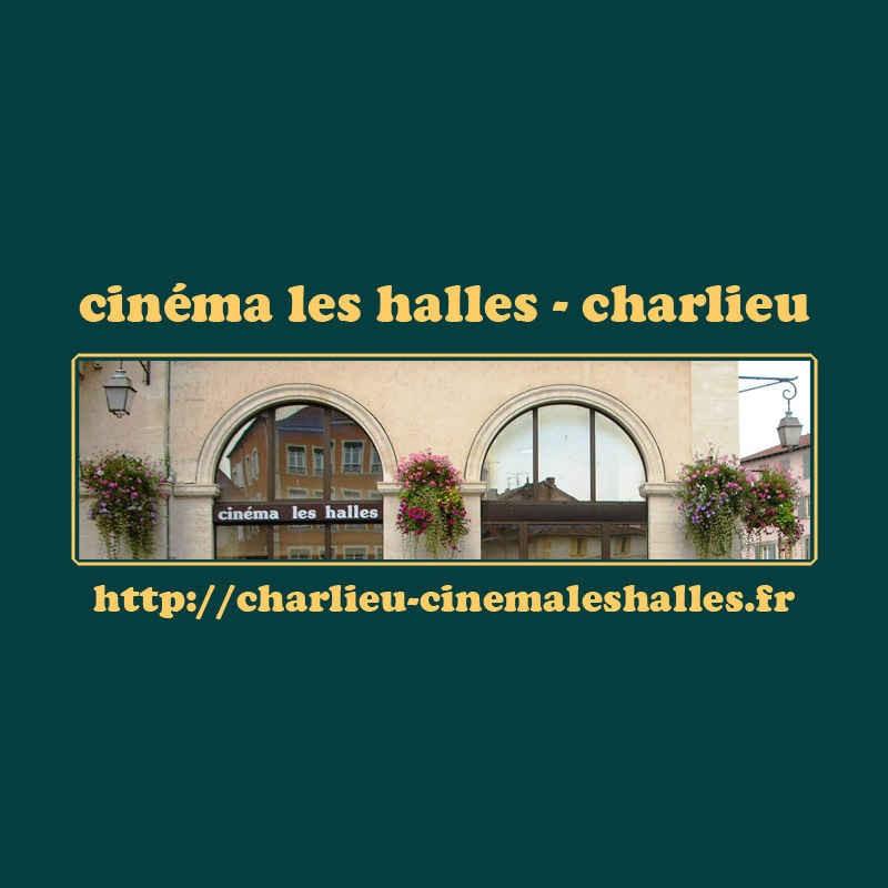 Cinéma Les Halles Charlieu 6,50€