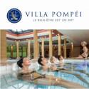 22,40€ bon cadeau entrée Villa Pompei 2H moins chère