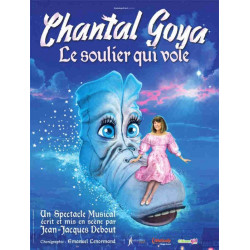 réduction billet concert Chantal Goya En Tournée