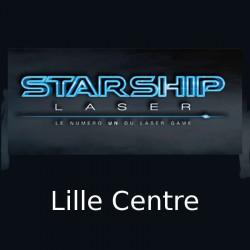 Starship Laser Lille Centre