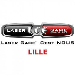 6,10€ Tarif ticket Laser Game Evolution Lille