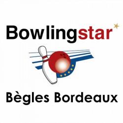 Tarif partie Bowling Bowlingstar Bègles Bordeaux pas cher