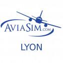 Code avantage Aviasim Lyon avec Accès CE