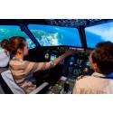 Simulateur avion de ligne Aviasim Lyon -15% avec Accès CE