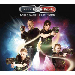 6,10€ Tarif ticket Laser Game Evolution Cambrai