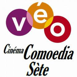 Place cinéma Le Comoedia cinéma Véo Sète à 6,20€