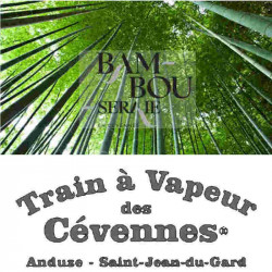 Ticket Train des Cevennes visite Bambouseraie Anduze moins cher