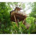 -10% hébergement insolite cabanes dans les arbres