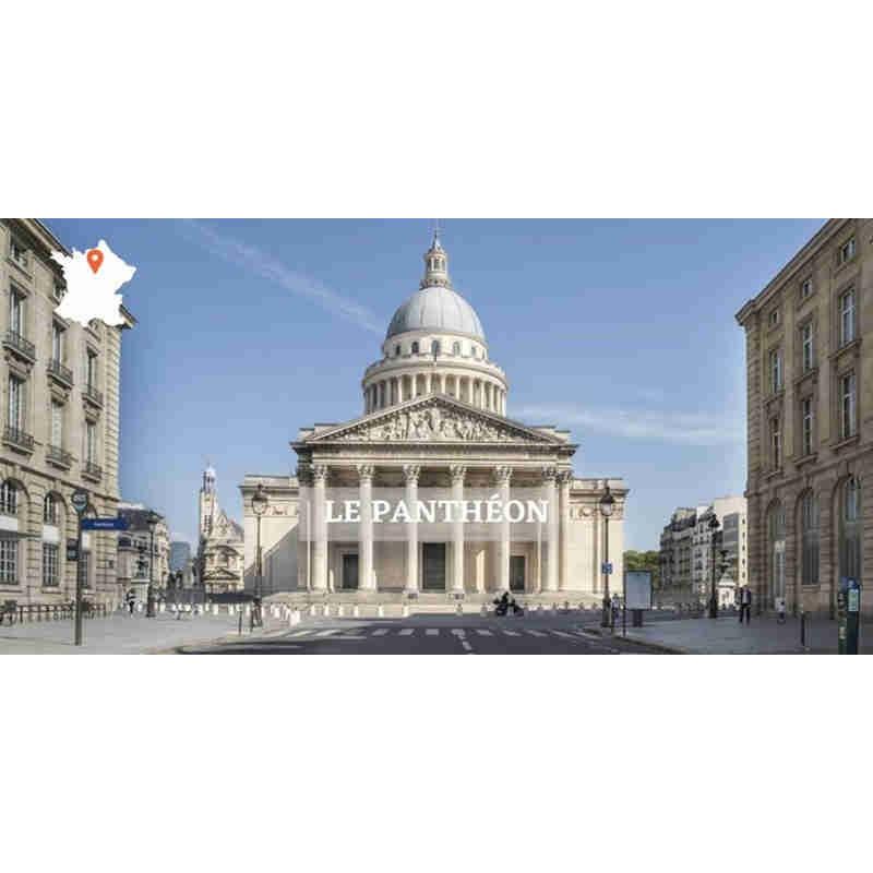 Panthéon ticket visite 9,00€