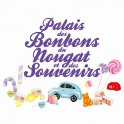ticket visite Palais des Bonbons du Nougat Montélimar