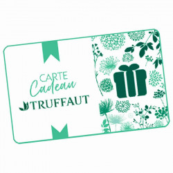 Carte Cadeau Truffaut - 5% ( E-billet)