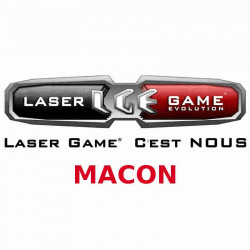 6,10€ Tarif ticket partie Laser Game Evolution Macon