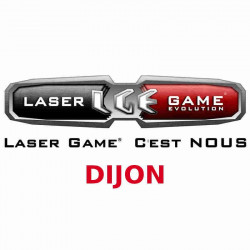6,10€ Tarif ticket partie Laser Game Evolution Dijon