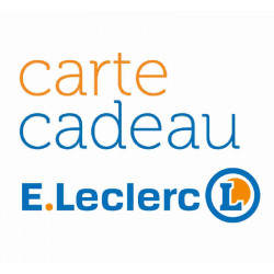 E-carte Leclerc