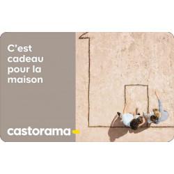E-carte Castorama