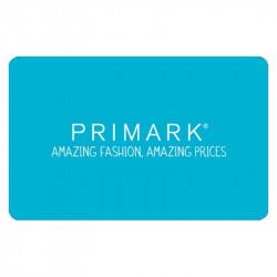 E-carte Primark