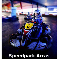 Tarif Speed Park ticket karting Arras moins cher