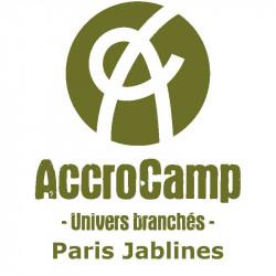Tarif parc accrobranche Accrocamp Paris Jablines