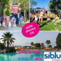 Siblu villages camping mobil home promotion