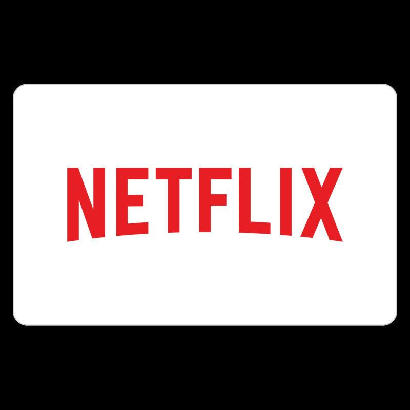 Réduction Code Netflix carte Cadeau - 5%