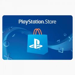 E-Carte Cadeau Sony PlayStation Store - 5%