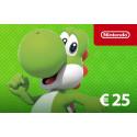 promo -5% Code Nintendo eShop carte Cadeau 25€