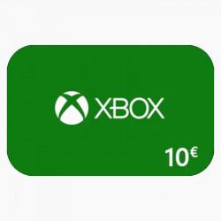 E-Carte Cadeau Xbox - 5%