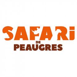 Ticket CSE Safari de Peaugres
