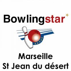 3,80€ Tarif partie Bowling Bowlingstar Marseille pas cher