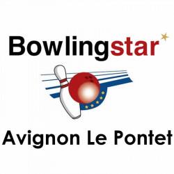 Ticket partie Bowling Bowlingstar Avignon Le Pontet moins cher