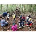 Escapades enfant Les Décliques Forest Schools