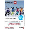 Tarif réduit SKISET - Location de skis