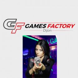 Lasergame Dijon Games Factory